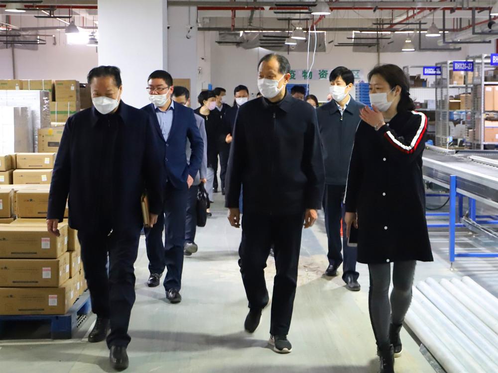 内部董事调研满亿国际医药医药物流中央1.JPG